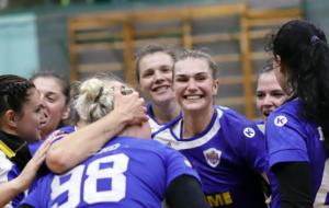 Столичный БНТУ-БелАЗ неожиданно уступил Берестью в матче женского чемпионата страны по гандболу