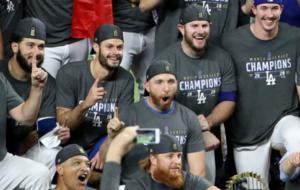 Чемпионами МЛБ стали Лос-Анджелес Доджерс