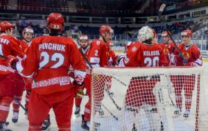 Молодежная сборная Беларуси по хоккею не примет участия в турнире в Австрии