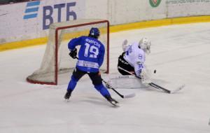 Обзор матча Пинские ястребы — Витебск (видео)
