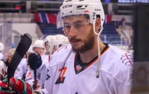 Белорусский защитник Кирилл Чайка подписал контракт с Темиртау