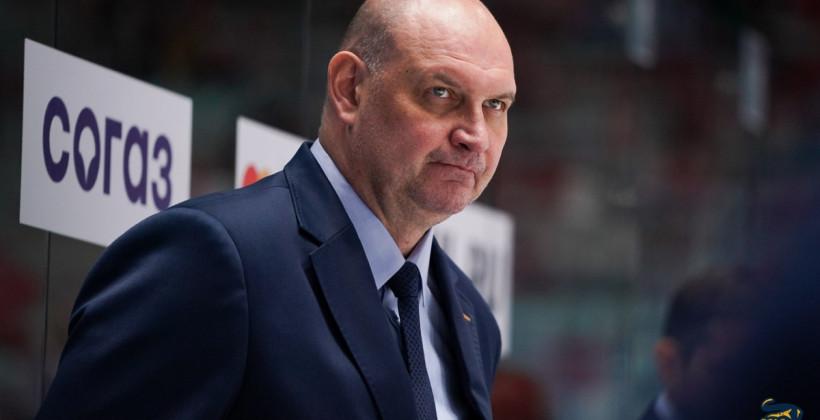Александр Андриевский отправлен в отставку с поста главного тренера Сочи