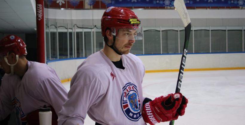 Владислав Бойко: «Будем надеяться, что команду прорвало»