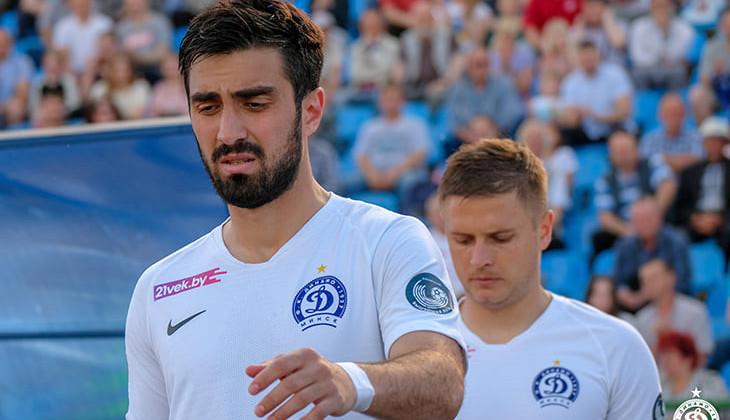 Бывший полузащитник минского Динамо Алан Чочиев продолжит карьеру в Чайке