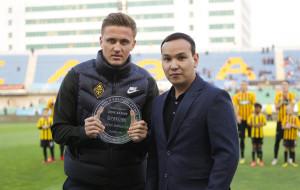Алексей Шпилевский стал лучшим тренером КПЛ в октябре