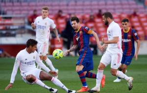 Мадридский Реал обыграл в гостях Барселону