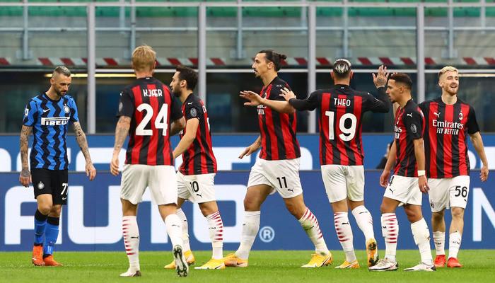 Благодаря дублю Ибрагимовича Милан оказался сильнее Интера