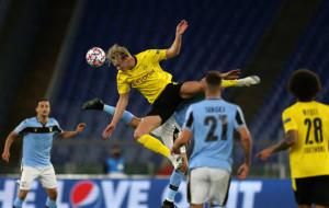 Лацио и Боруссия Д разделили очки в матче пятого тура
