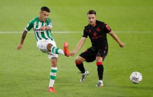 Реал Сосьедад не оставил шансов Бетису и возглавил Ла Лигу