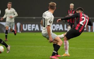 Милан не испытал трудностей в мачте против пражской Спарты