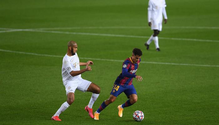 Лейпциг и Барселона добыли виктории в первом туре Лиги Чемпионов