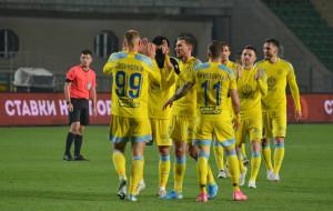 Астана дома одержала победу над Кайсаром
