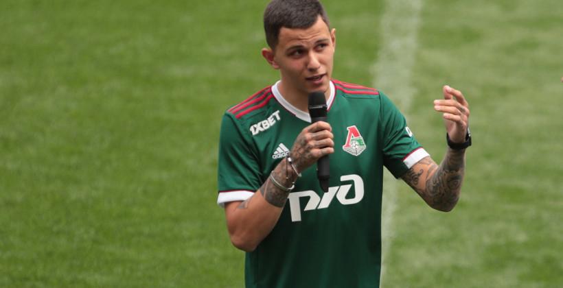 Трансфер Лисаковича в Локомотив составил 1.5 млн евро