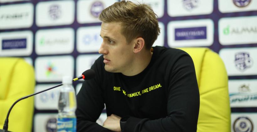 Алексей Шпилевский: «Не хотим просто поучаствовать в ЛЧ, а намерены сыграть большую роль в турнире»