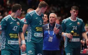 Сборная Беларуси крупно уступила Египту и лишилась шансов на попадание в четвертьфинал ЧМ