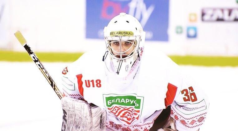 Экс-голкипер юниорской сборной Беларуси Даниил Веремейчик перешел в Атлант из МХЛ
