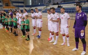 Сборная Беларуси взяла верх над соперниками из Венгрии