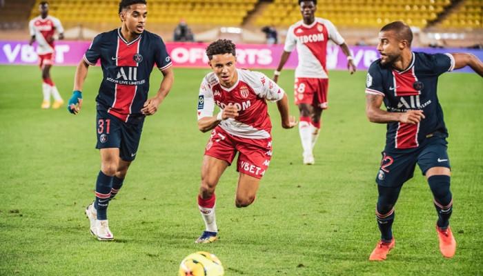 Монако добыл волевую победу над ПСЖ в центральном матче Лиги 1