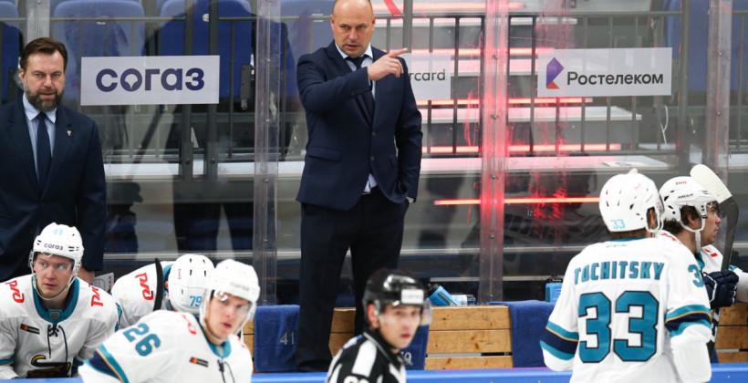 Евгений Ставровский: «Играли против сильного, организованного соперника, не хватило солидности, мастерства»