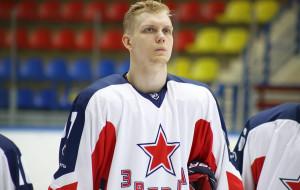 Белорусский защитник Звезды Антон Гришанов выбыл из строя до конца сезона