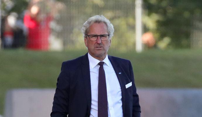 Главный тренер Исландии Эрик Хамрен покинет свой пост