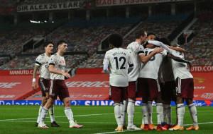 Арсенал легко разобрался с Мольде и вышел в плей-офф Лиги Европы