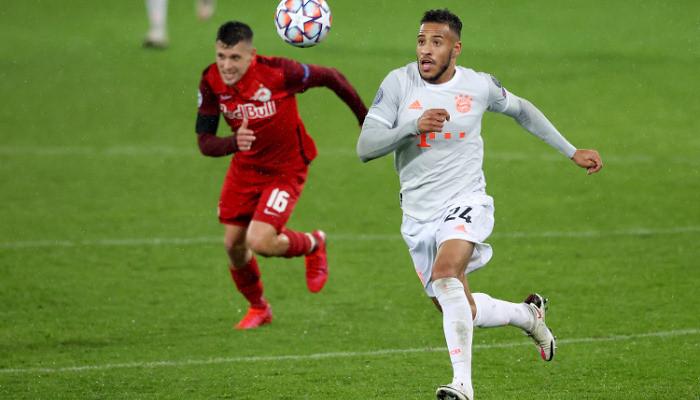 Бавария в концовке матча уничтожила Зальцбург