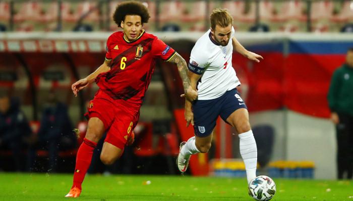 Бельгия уверенно разобралась с Англией и сохранила первую строчку в группе