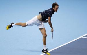 Лучшие моменты полуфинальных матчей Итогового турнира ATP (видео)