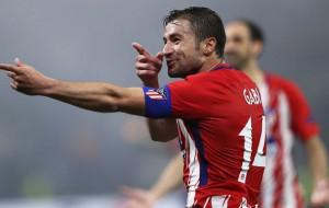 Бывший полузащитник Атлетико Габи объявил о завершении карьеры