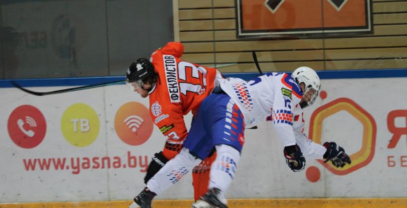 Шахтёр в напряжённом матче взял верх над Локомотивом