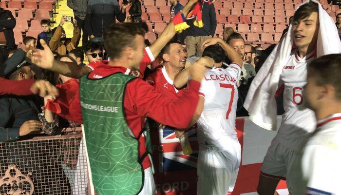 Гибралтар и Фарерские острова вышли в дивизион С Лиги наций