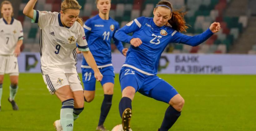 Женская сборная Беларуси взяла верх над командой Индии в товарищеском матче
