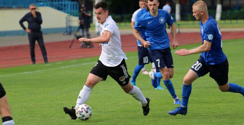 Витебск не может забить Торпедо-БелАЗ на протяжении пяти матчей