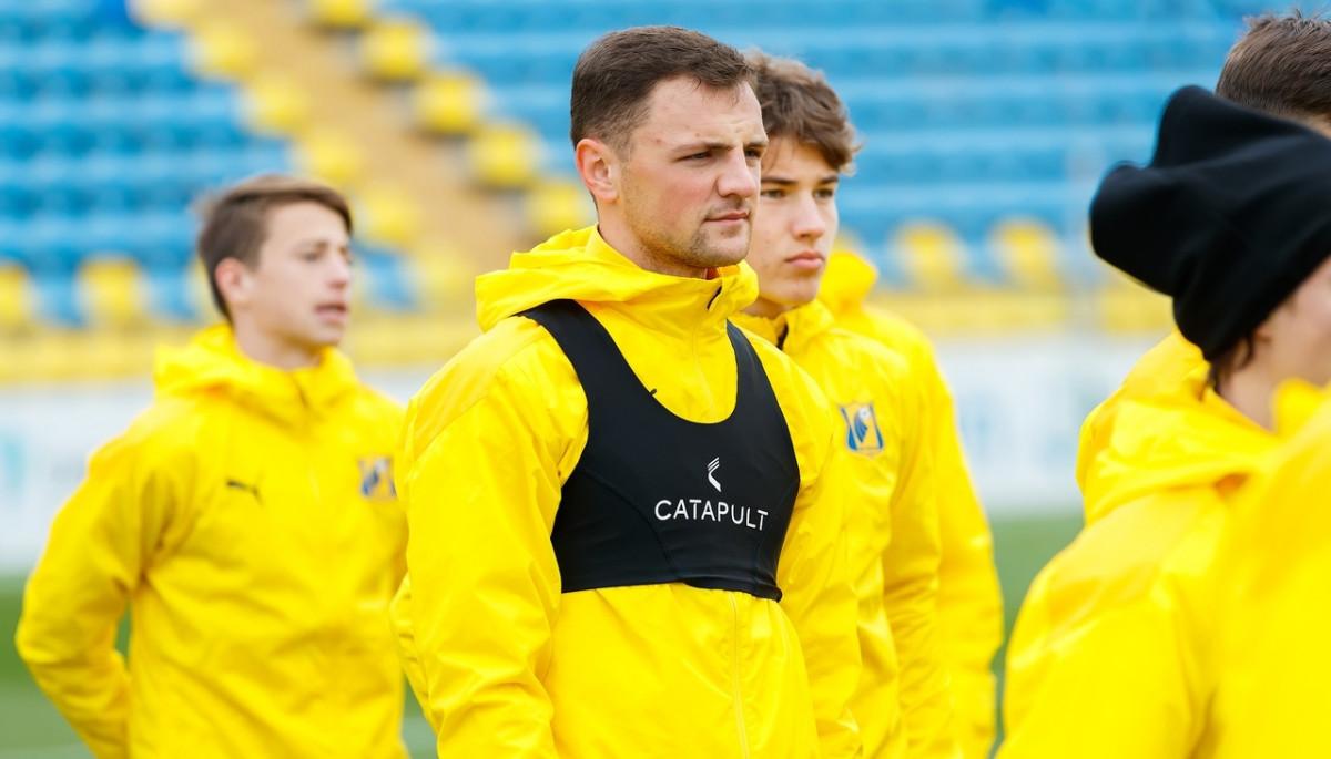 Павловец: «Премьер-лига намного сильнее чемпионата Беларуси. Поэтому нужно  привыкать к ней»
