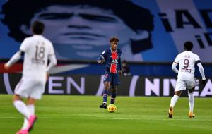 ПСЖ дома не смог удержать победный счёт в матче против Бордо