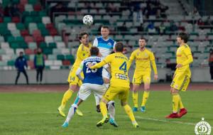 БАТЭ сыграл вничью с минским Динамо и финишировал вторым в чемпионате