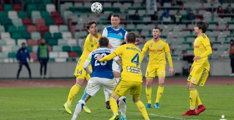 Минское Динамо не может обыграть БАТЭ дома с 2013-го года