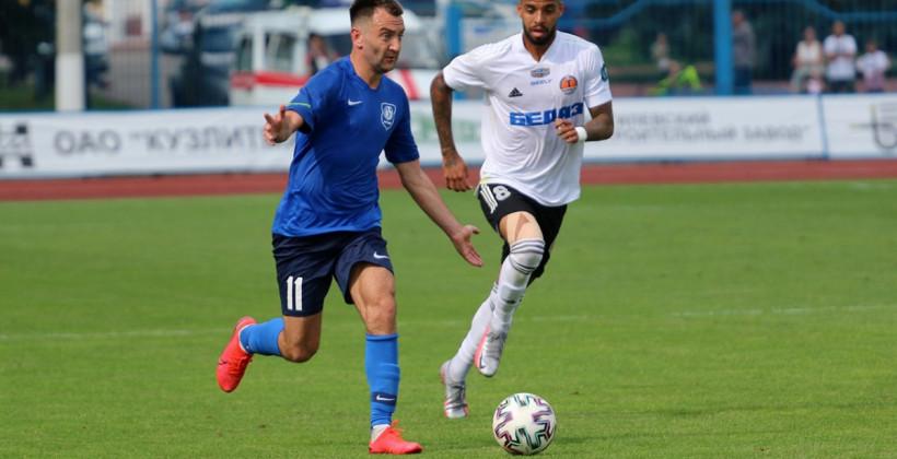 Бурко и Аусси — в стартовом составе Торпедо-БелАЗ на матч против Витебска