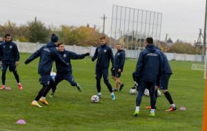 Тренировка брестского Динамо перед матчем с Городеей (видео)