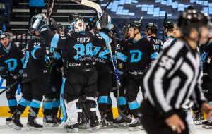Трудовая победа минского Динамо над Северсталью в серии послематчевых бросков (видео)
