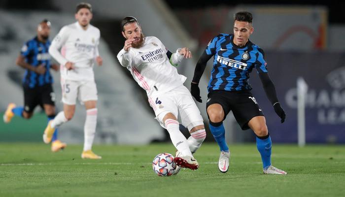 Реал в тяжёлом матче против Интера добыл три очка
