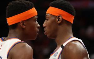 Нью-Йорк одолел Голден Стейт, Юта переиграла Нью-Орлеан и другие результаты игрового дня НБА