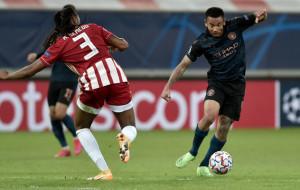 Манчестер Сити усилиями Фодена минимально обыграла Олимпиакос