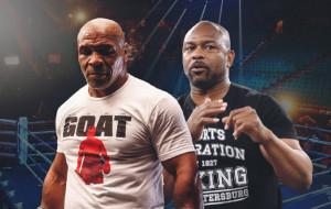 VOKA в прямом эфире покажет возвращение Майка Тайсона на ринг