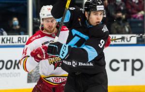 Иван Лодня: «Я в минском Динамо, чтобы пробиться в НХЛ»