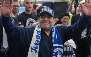 Диего Марадона скончался от остановки сердца
