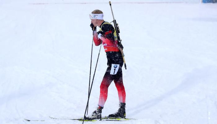 Йоханнес Бё выиграл спринтерскую гонку в Контиолахти