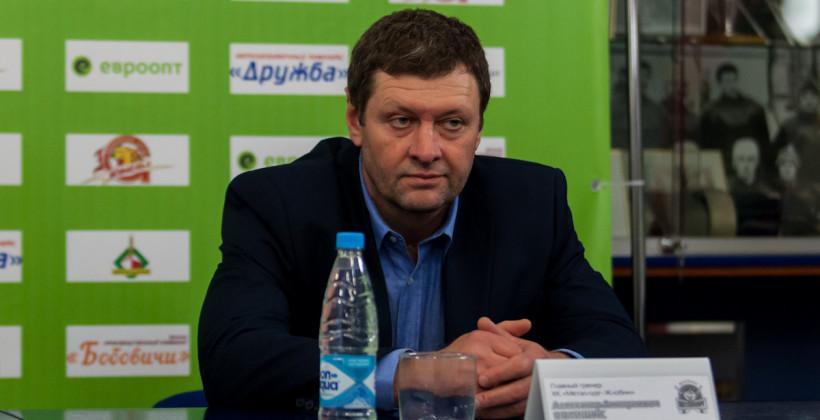 Александр Полищук будет работать с Пинскими Ястребами