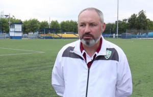 Вячеслав Левчук: «Если кому-то показалось, что мы просто так выбивали мяч, то нет, это была стратегия на игру»